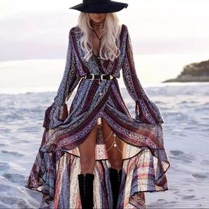 Boho Dream Cover Up Duster